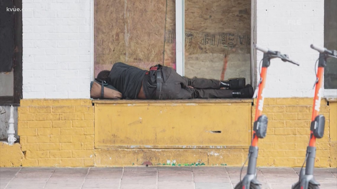 Austin homeless strategy update expected this week