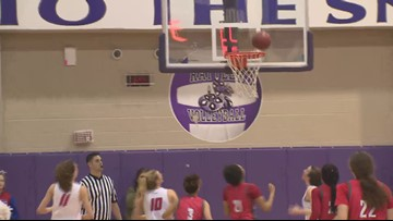 WATCH: Westlake girls lose at the buzzer; Vista Ridge, College Station each win by one point