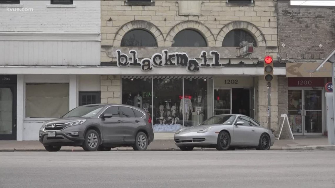 Blackmail Boutique on South Congress to close March 24