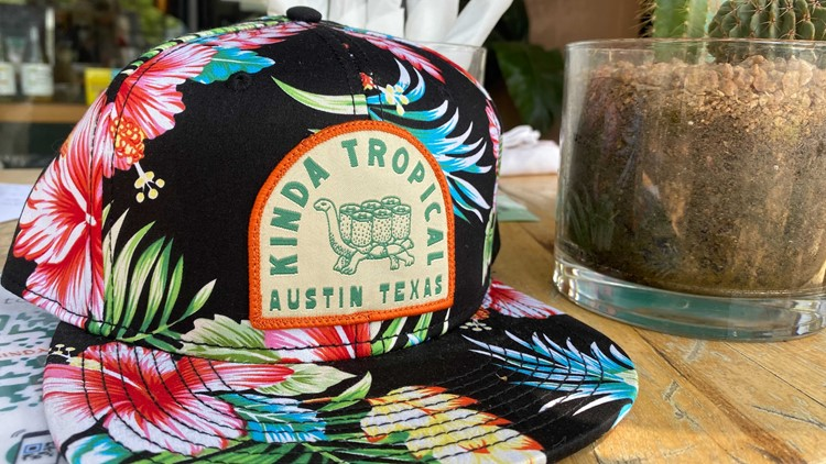 Keep Austin Local: Kinda Tropical