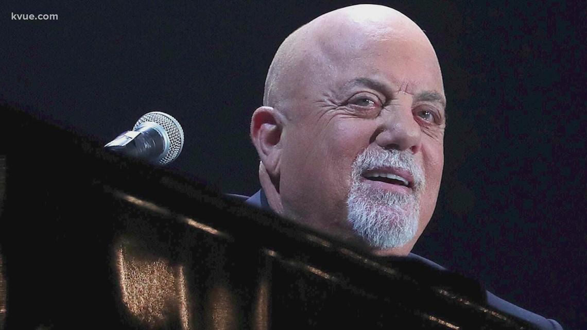Billy Joel set to perform at F1 Grand Prix