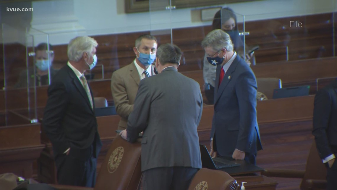 Bills introduced to Texas Legislature to expand mail-in voting option
