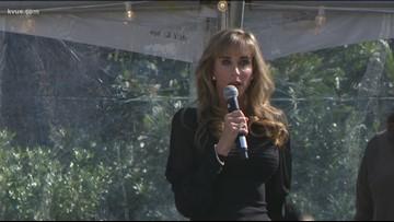 Gov. Abbott speaks at Texas Women's Hall of Fame Luncheon