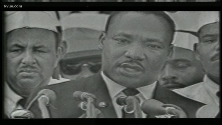 Reflecting on MLK's 'I Have a Dream' speech