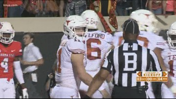 Texas Osu Games Have Not Been Kind To Longhorns In Recent
