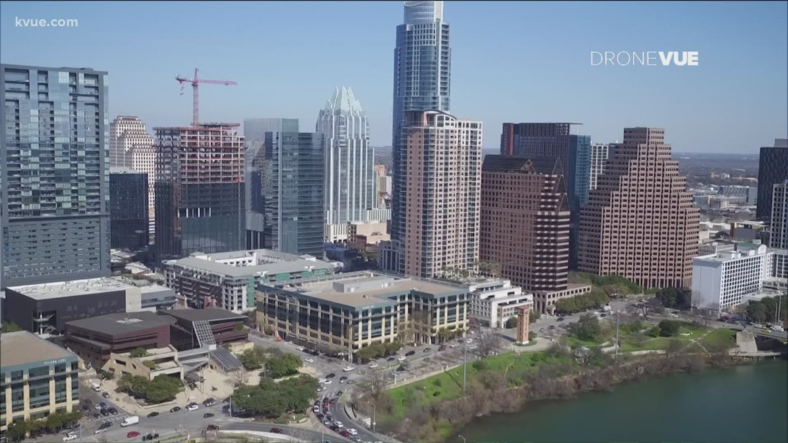 City of Austin requires building inspections prior to occupancy