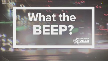 What the Beep: What is going on with that I-35 construction?