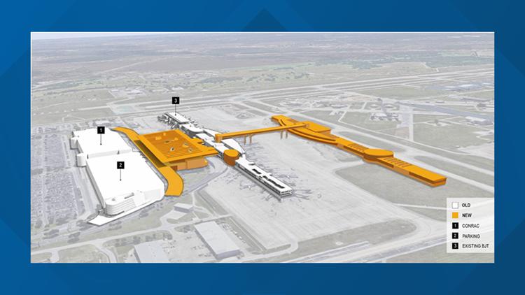 AUS 2040 New Construction Terminal