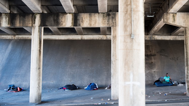 'For a lot of people, it's going to be a nightmare'   Some of Austin's homeless population react to the camping ban