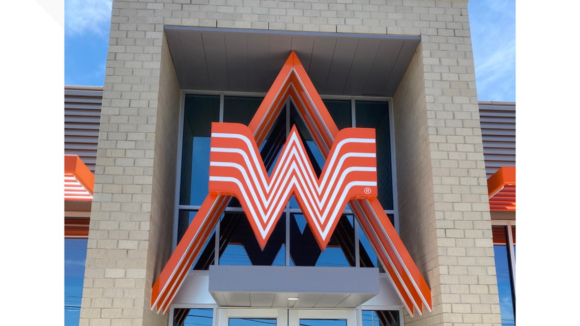 Whataburger serves up first new-look restaurant in the Austin area