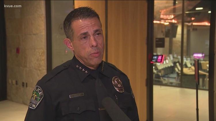 Austin City Council confirms Joe Chacon as new police chief