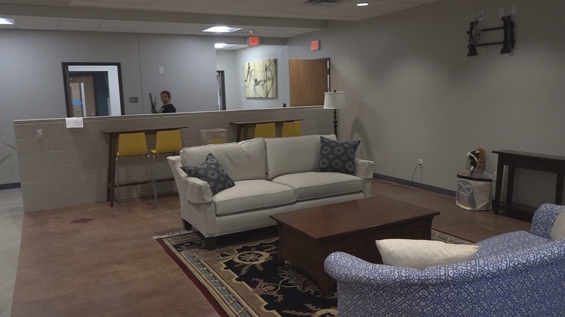 Salvation Army celebrates completion of phase one of homeless shelter