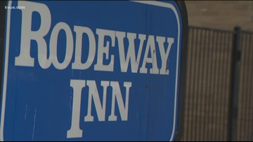 Austin hotel to become a homeless shelter