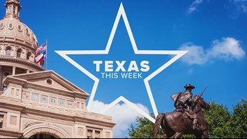 Texas This Week: Texas Legislature priority bills