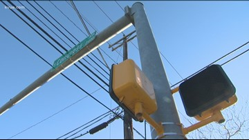 Crashes down at dangerous intersections in Austin