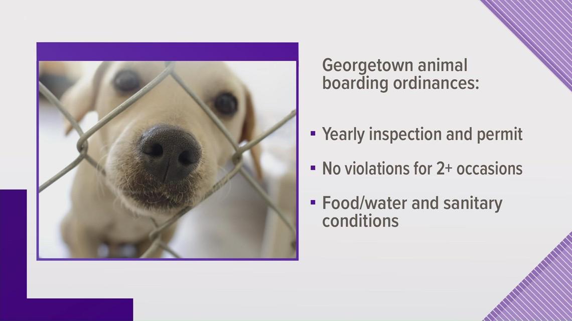 KVUE Defenders look at pet boarding regulations