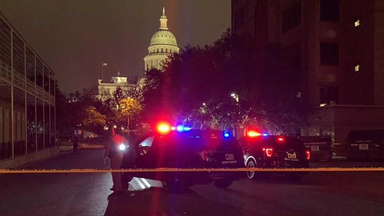 DPS trooper runs over, kills man lying in street near Texas Capitol, officials say