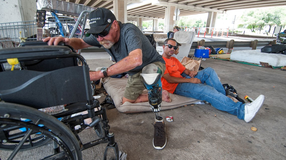 PHOTOS: Our Homeless: Struggle on the Streets