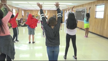 Austin school creates 'mindfulness room' for students to de-stress