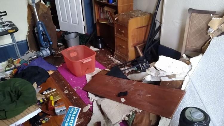 Hurricane Ida evacuee in Austin awaiting recovery