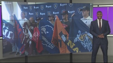 National Signing Day: Central Texas high school athletes sign National Letters of Intent