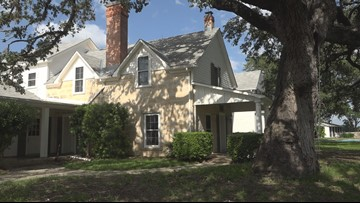 Still lots to see while LBJ Ranch staff plan repairs for Texas White House