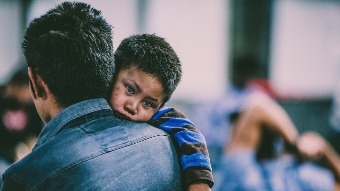 Immigration at the Border: This is catch and release