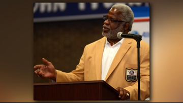 Earl Campbell comes in at No. 7 on ESPN's Top 150 College Football Players of All Time list