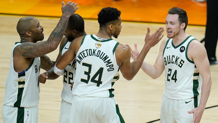 Bucks on the verge of title win? And today's sports stories you need to know