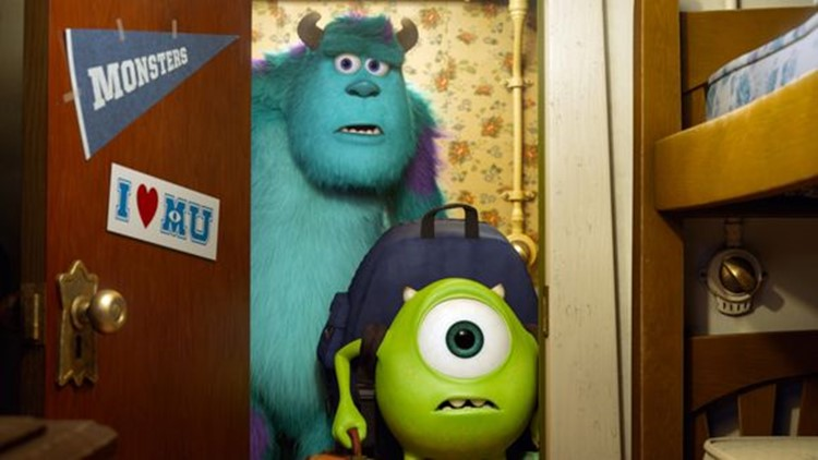 College is just a weird time for everyone. (Photo: DISNEY/PIXAR)