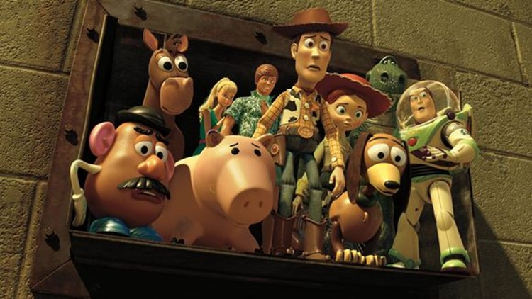 """""""Toy Story 3"""" was a surprise in the best way possible. (Photo: DISNEY/PIXAR)"""