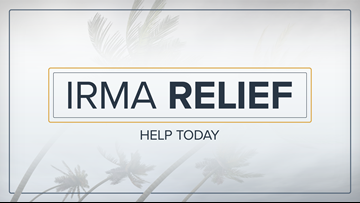 How you can help with Irma relief efforts