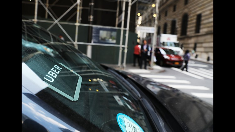 The move allows Uber to concentrate on its core business while still offering drivers without cars the ability to lease a vehicle for a month or more in order to drive for the ride-hailing company.