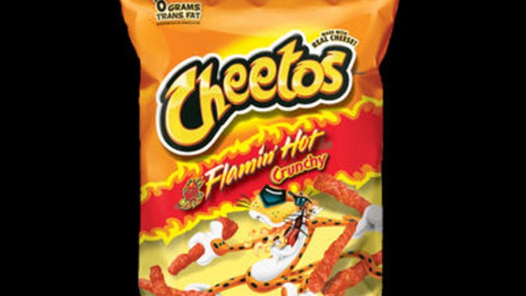 Hot Cheetos may be to blame for teen having gallbladder removed
