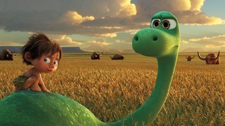 """But how about that incredible animation in """"The Good Dinosaur""""? (Photo: DISNEY/PIXAR)"""