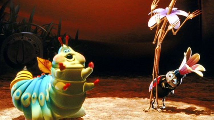 This is adorable, but it doesn't make us cry. (Photo: DISNEY/PIXAR)