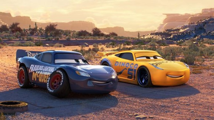 """All those callbacks to Doc Hudson in """"Cars 3""""? Yeah, those really were about as good as it got. (Photo: PIXAR)"""