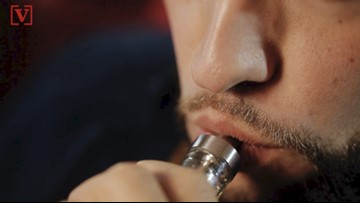 CDC Investigating 'Cluster' of Severe Pulmonary Disease Cases That May be Linked to Vaping