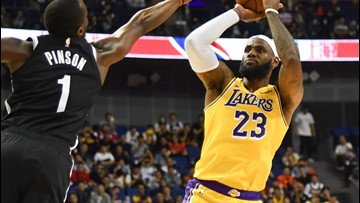 Lebron James Adds to NBA, China Controversy Saying Houston GM Protest Tweet 'Wasn't Educated'