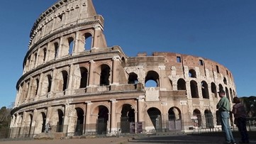 This Is What It Looks Like on the Streets of Rome Amidst the Coronavirus Outbreak