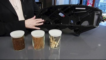 Ford and McDonald's Team Up to Make Car Part Out of Coffee