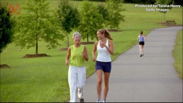 Taking More Steps May Lead to A Longer Life
