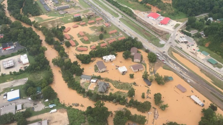 22 dead, many missing after 17 inches of rain in Tennessee