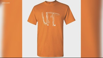 UT offers scholarship to young Vol fan bullied for making own T-shirt admission