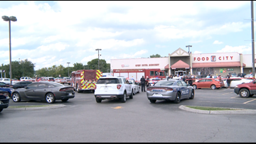 Child found dead in hot car outside Knoxville shopping center