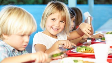North Carolina school district to offer free breakfast and lunch to all students
