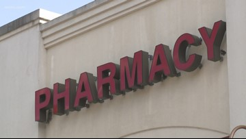 Man found passed out in South Austin Walgreens restroom surrounded by products from store, police say