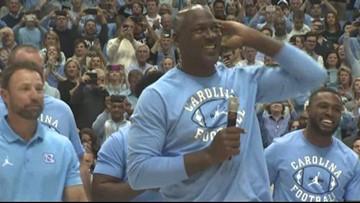 Michael Jordan to donate $2 million to Hurricane Florence relief