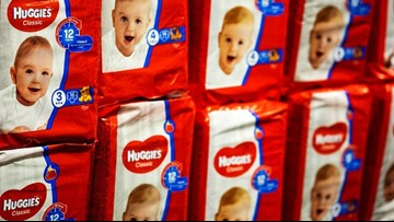 Diapers are tax-free this weekend in Texas - here's a list of other surprising tax-free items