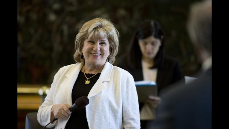 State Sen. Jane Nelson announces she won't seek reelection